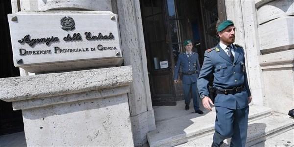 Andrea Grossi - Il sommerso vale 210 miliardi di euro
