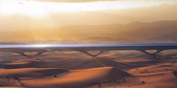 Andrea Grossi - Hyperloop, pronto a partire a Dubai il treno più veloce del mondo