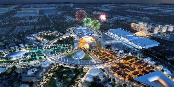 Andrea Grossi - Expo 2020 Dubai